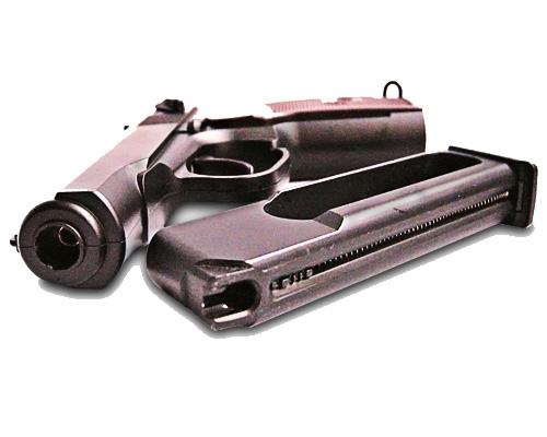 Пистолет пневматический Макарова KWC (KM-44 DHN)