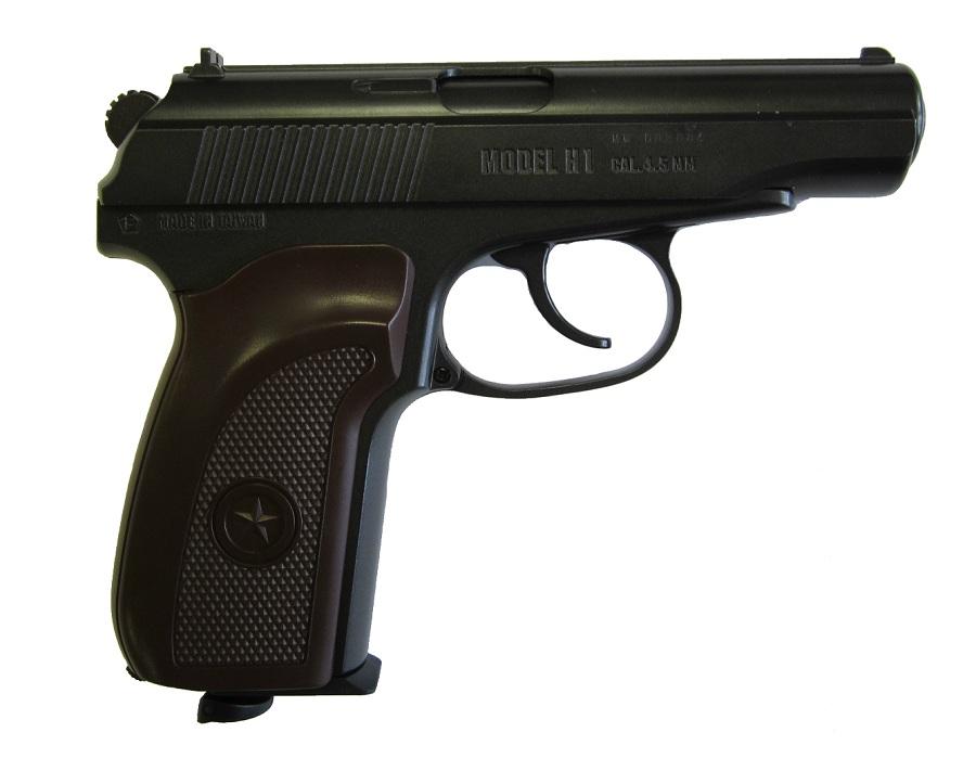Пистолет пневматический SMERSH (Смерш) ПМ H1