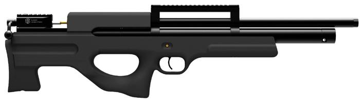 Винтовка пневматическа PCP ATAMAN M2R Bullpup SoftTouch (Black)