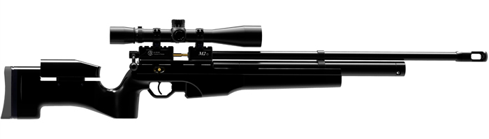 ATAMAN M2R тактическая Тип 1 (Black) кал. 6,35мм