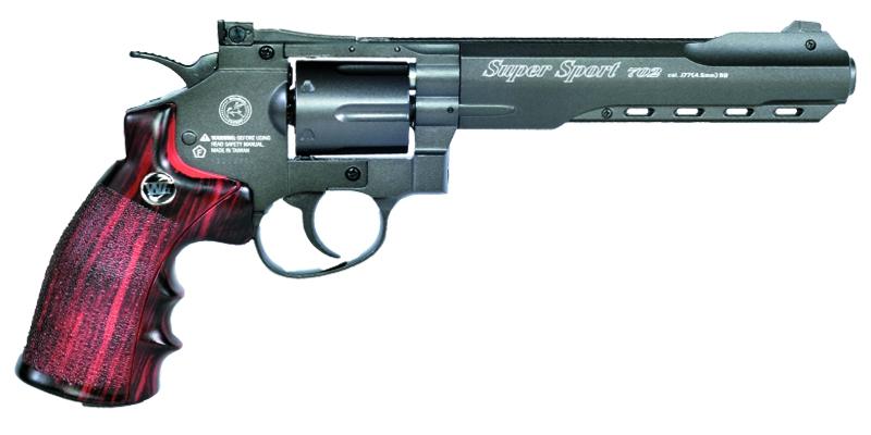 Пистолет пневматический Borner Super Sport 702