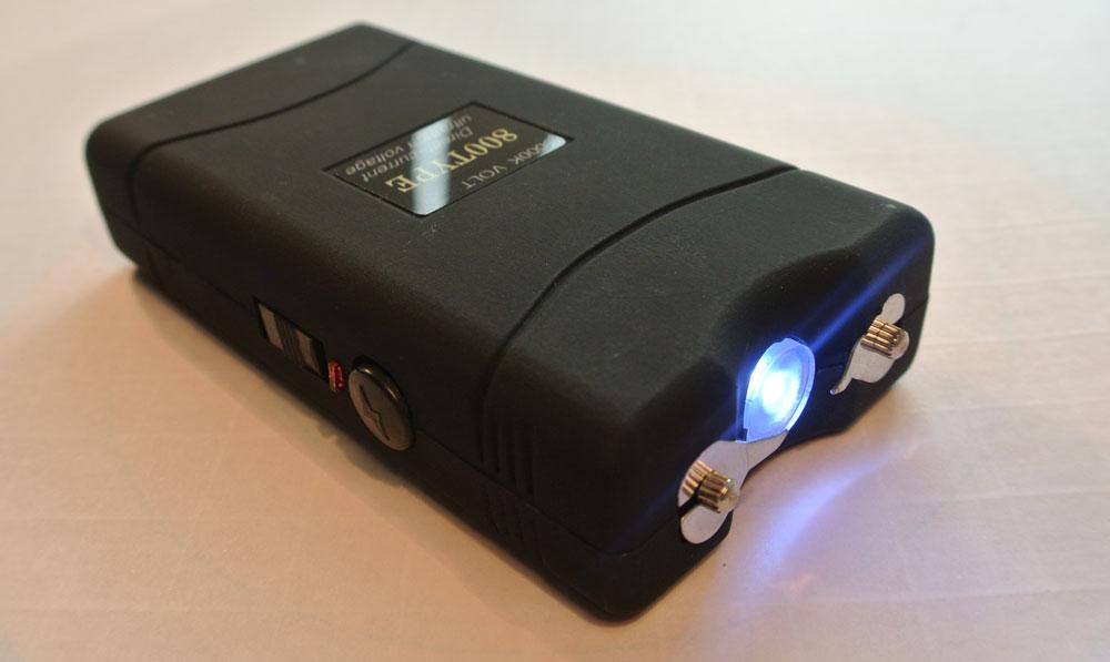 Фонарик-шокер ОСА-800