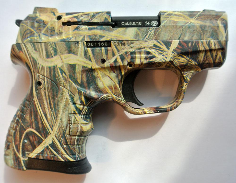 Самозарядный сигнальный пистолет STALKER M 906