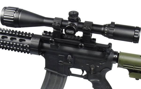 Оптический прицел UTG (Leapers) 4-16X40 25мм , сетка Mil-Dot с RGB подсветкой