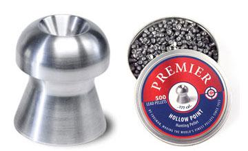 Пули для пневматики Crosman Hollow Point 4,5 мм 0,51 ( 500 шт.)