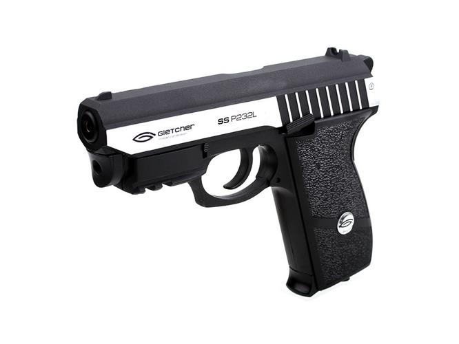 Пистолет пневматический Gletcher SS P232L