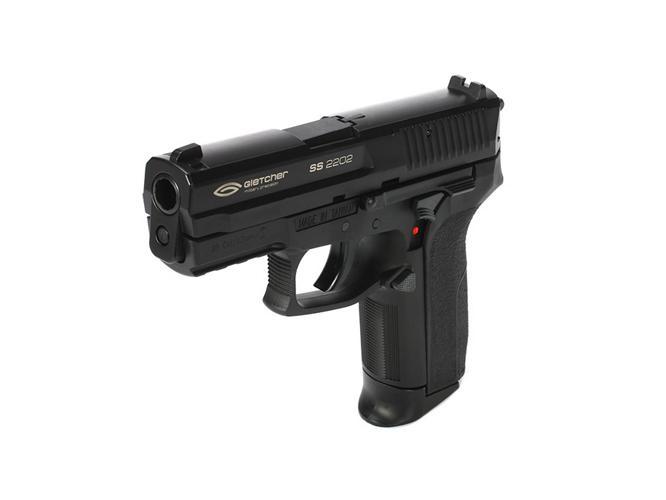Пистолет пневматический Gletcher SS 2202 пластик