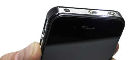 Электро шокер iPhone 4-S