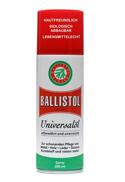 Масло оружейное Balistol spray 200ml