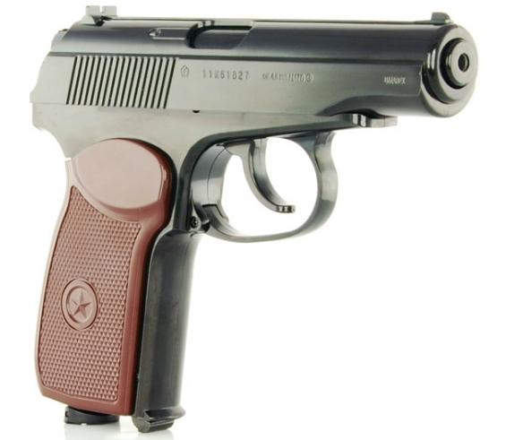 Пистолет пневматический Umarex Макаров