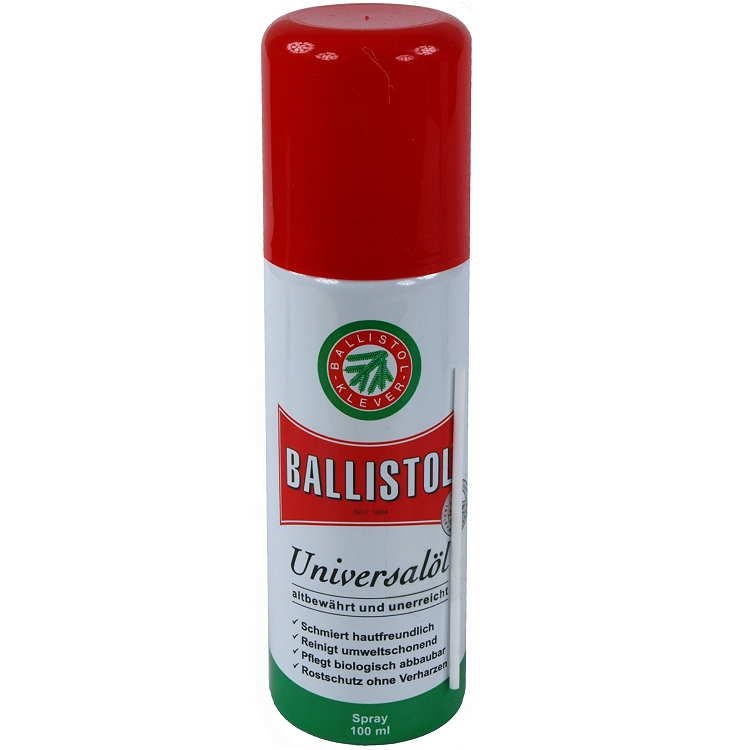 Масло оружейное Balistol spray 100ml