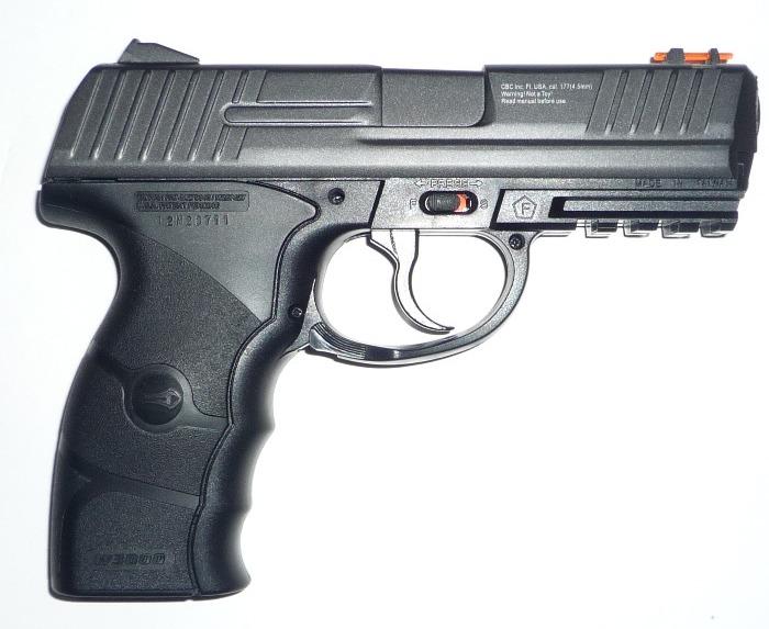 Пневматический пистолет.Borner W 3000