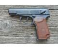 Пистолет сигнальный Макаров МР-371 с бородой (+расходники 100шт)