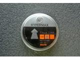 Пули для пневматики RWS Hypermax 5,5мм 0,64гр (150шт)