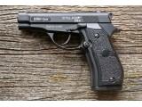Пистолет пневматический Stalker S84 (аналог Beretta 84) 4,5мм ( черный)