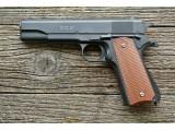 Пистолет страйкбольный Galaxy G.13 (COLT 1911 Classic Black) кал. 6мм