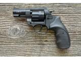 Револьвер сигнальный Zoraki LOM-S 5,6 мм ЧЕРНЫЙ, металл. барабан