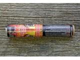 Факел огневой красный