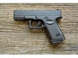 Пистолет страйкбольный Glock 17 Galaxy G.15 черный кал. 6мм
