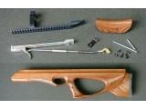Комплект Буллпап для Hatsan AT 44-10 NEW (влагостойкая фанера, палисандр) KBN44-1FP