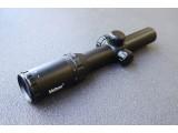 Прицел оптический Veber 1-4*24 RG ПО (с кольцами на Weaver)