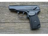 Пистолет Макарова Р-411 охолощенный, кованый затвор