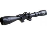 Прицел оптический Veber 3-9*40 АО E (с кольцами)