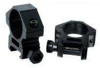 Кольца Leapers AccuShot 30мм RGWM-30L4 на weaver, низкие
