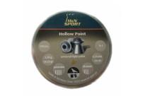 Пули для пневматики H&N Hollow Point 6,35мм 1,7г (200 шт)