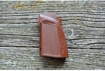 Рукоять для МР-654К ОРТОПЕД пластик, коричневая