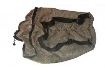 Рюкзак-сумка из сетки для переноски чучел