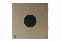 Мишень для пневматики ISSF №9 170*170мм 100шт (картон Kruger)