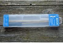 Набор для чистки оружия ROTCHI латунный шомпол 6,35мм