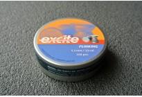 Пули для пневматики H&N Excite Plinking 5,5мм 0,84гр. (250 шт)