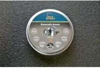 Пули для пневматики H&N Barracuda Green 4,5 мм 0,42г (300 шт)