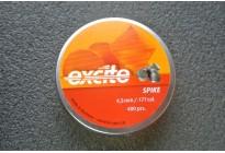 Пули для пневматики H&N Excite Spike 4,5 мм 0,56г (400 шт)