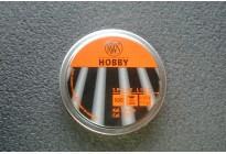 Пули для пневматики RWS Hobby 4,5мм 0,45гр (500шт)