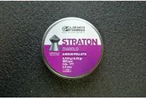 Пули JSB Straton Diabolo 4,5мм 0,535гр (500шт)