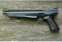 Пистолет пневматический Crosman P1377 American Classic (черный) кал. 4,5мм