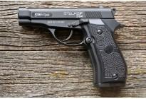 Пистолет пневматический Stalker S84 (аналог Beretta 84) 4,5мм ( черный) УЦЕНКА