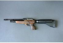 Пистолет PCP Kral Puncher NP-02 кал 4,5мм, дерево