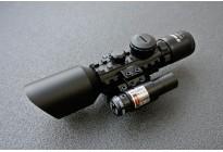 Прицел оптический KANDAR M9 LS3-10x42E с ЛЦУ