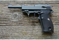 Пистолет страйкбольный Walther P38 Galaxy G.21 кал. 6мм