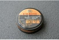 Пули для пневматики RWS R10 MATCH Premium Line, кал. 4,49мм 0,53 гр (500шт)