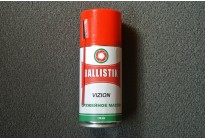Масло оружейное Ballistik VIZION спрей 210мл (высоко-проникающее)