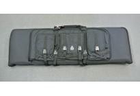 Чехол-рюкзак UTG тактический для оружия, 107х6,6х33см., цвет - Black, 3 внешн. съемн. кармана