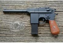 Пистолет страйкбольный Galaxy G.12 (Маузер) кал. 6мм УЦЕНКА