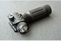 Рукоятка тактическая с фонарем и стробоскопом