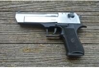Охолощенный пистолет EAGLE KURS (Deseart) Хром под патрон 10ТК
