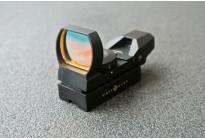 Прицел коллиматорный Sightmark панорамный, 4 марки, крепление на планку 11 мм (ласточкин хвост)